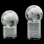 Tower award glas