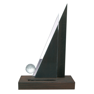 Dark Wood golf trofee