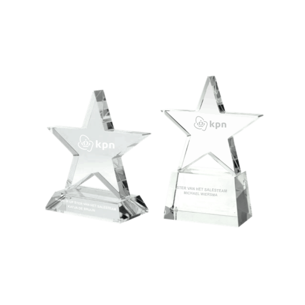 Award met Logo marketing award