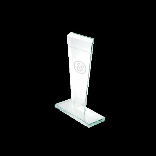 Award Lang glazen trofee graveren