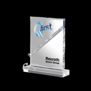 Diamond Rectangle Award