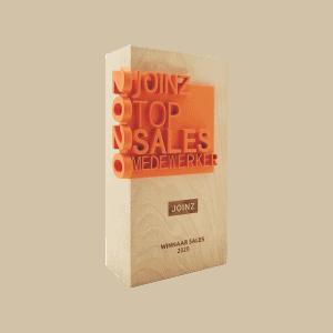 3D award maken