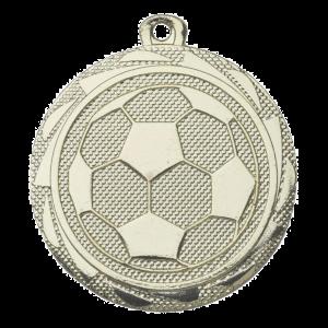 Voetbal medaille bestellen