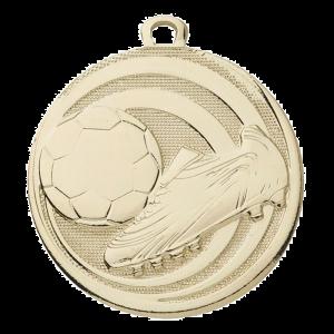 Voetbalschoen medaille